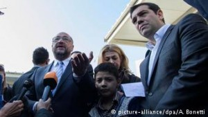 SZ: Εμπιστοσύνη προς την ΕΕ και όχι προς την Ελλάδα δεν νοείται
