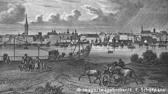 Ο ποταμός το 1850