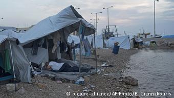 Δραματική εν μέρει η κατάσταση στα ελληνικά νησιά