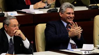 O Μιγκέλ Ντίας-Κανέλ θα διαδεχθεί, όπως όλα δείχνουν, τον Ραούλ Κάστρο