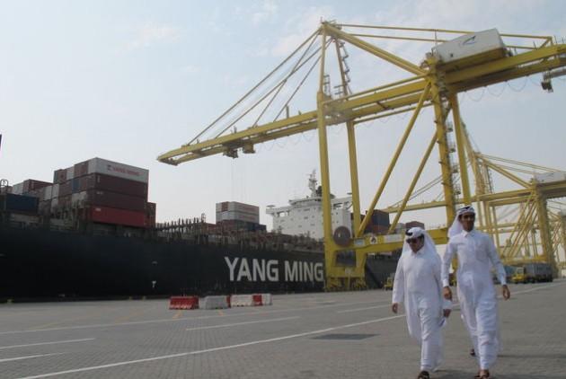 Το νέο λιμάνι Χαμάντ στο Κατάρ, παγκόσμιος κόμβος μεταφοράς φορτίων, συνδέει την Σαγκάη με τον Πειραιά και την Μεσόγειο.   Νικόλας Ζηργάνος