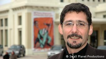 Ο σκηνοθέτης Γιώργος Αυγερόπουλος