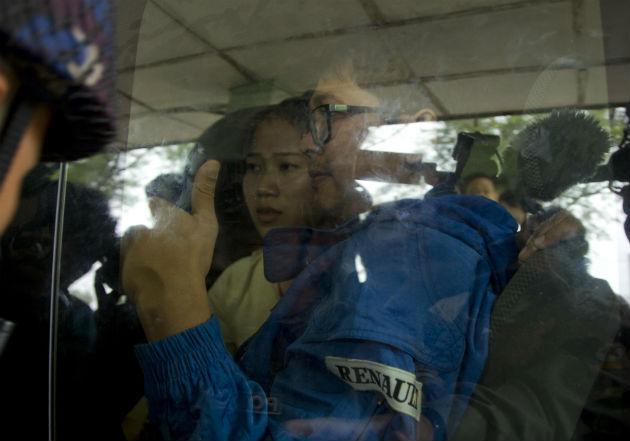 AP Photo/Thein Zaw