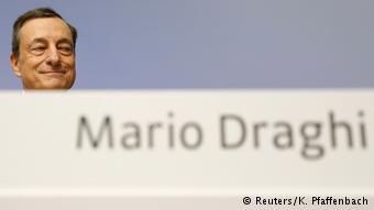 Ο Μάριο Ντράγκι δεν βλέπει άνοδο των επιτοκίων μέσα στο 2018