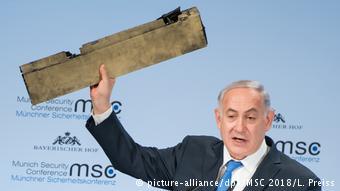 Νετανιάχου: «Το αναγνωρίζετε αυτό κ. Σαρίφ;»