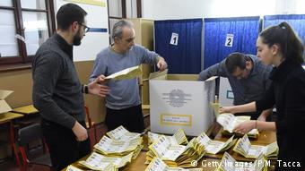 Εάν δεν σχηματιστεί ούτε τώρα κυβέρνηση η Ιταλία θα οδηγηθεί αναπόφευκτα σε νέες εκλογές