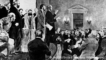 """Λονδίνο 1846: Η """"Πρώτη Διεθνής"""" με στόχο τη συσπείρωση αριστερών και αναρχικών ομάδων της εποχής"""