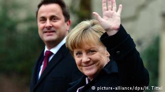 Ιδιαίτερη σχέση με τη Γερμανία, αλλά και τη Γαλλία διατηρεί το μικρό Λουξεμβούργο
