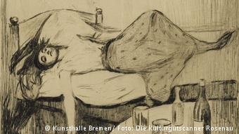 Ο ύπνος στην τέχνη. «Η επόμενη μέρα» του Έντβαρντ Μουνκ