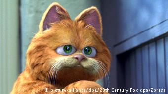 Από την ταινία Garfield: The Movie που κυκλοφόρησε το 2004 στους κινηματογράφους