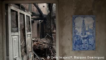 Οι καταστροφικές πυρκαγιές στη Βίλα Νόβα