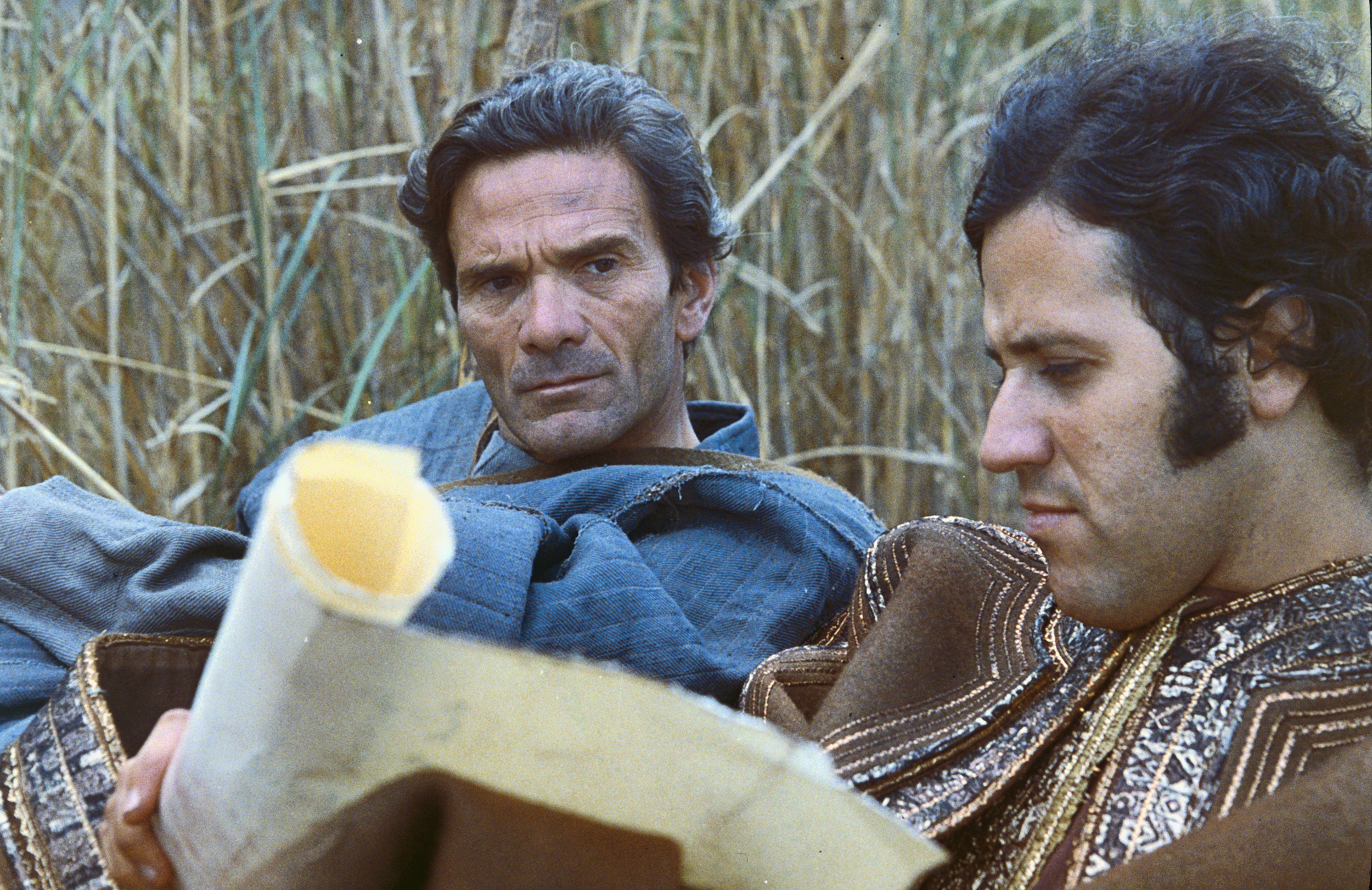 Το Δεκαήμερο (Il Decameron, 1971). Images courtesy of Park Circus/MGM Studios