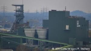Το ανθρακωρυχείο Πρόσπερ Χάνιελ στο Μπότροπ