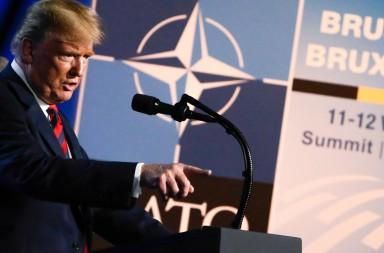 / Σύνοδος κορυφής των αρχηγών και των επικεφαλής των κρατών-μελών του ΝΑΤΟ στις Βρυξέλλες στις 12 Ιουλίου, 2018
